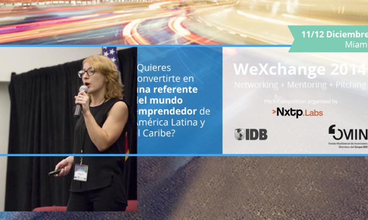 WeXchange 2014 abrió sus inscripciones | tecno