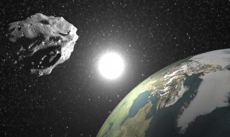 Un asteroide considerado