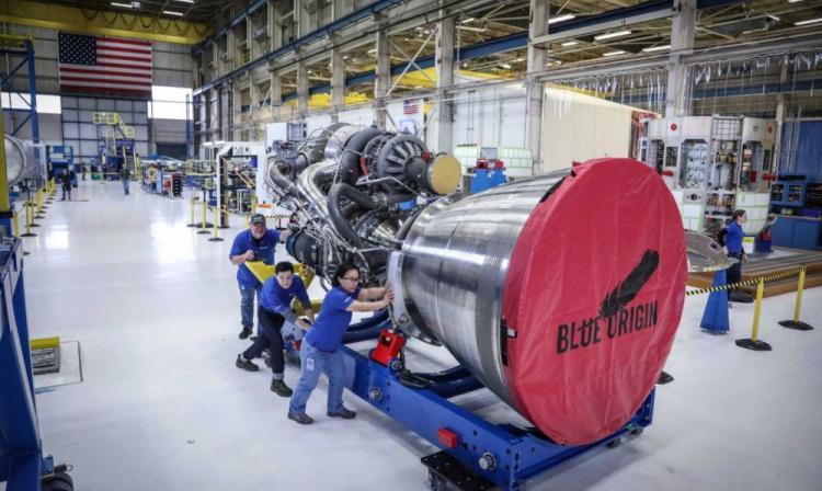 Blue Origin realiza exitosa prueba de viaje espacial para turistas