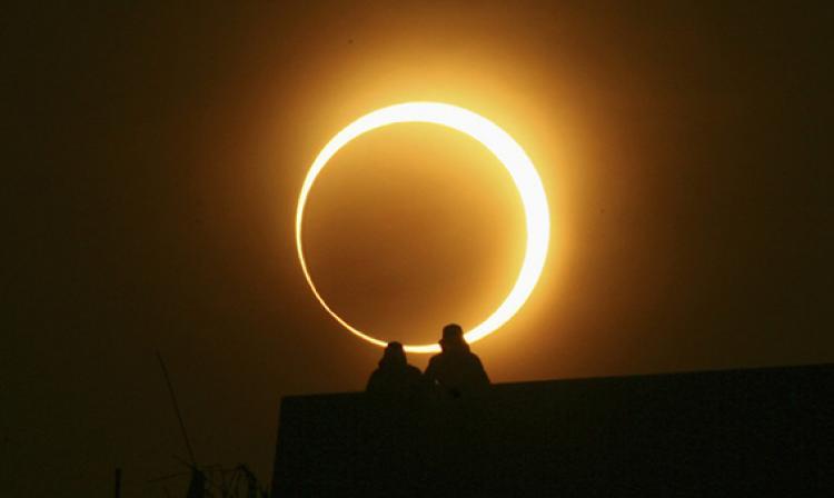El domingo próximo se producirá un eclipse solar