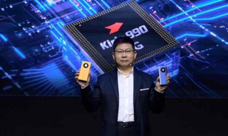 Huawei presentó los nuevos Mate 40 y Mate 40 Pro