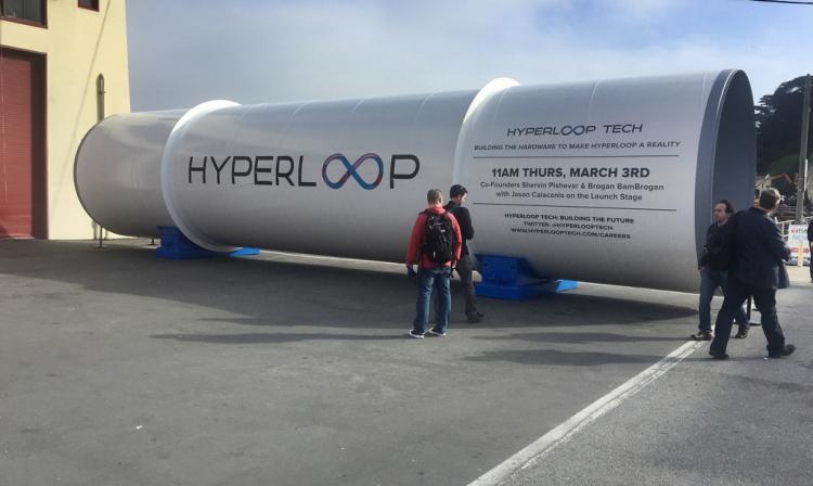BOLIVIA: Hyperloop, más cerca de desarrollar un vehículo supersónico
