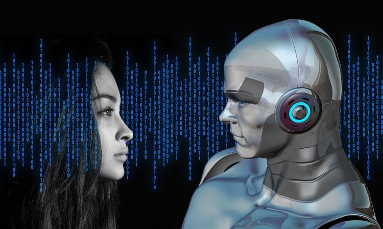 Resultado de imagen de Un robot con sentimientos