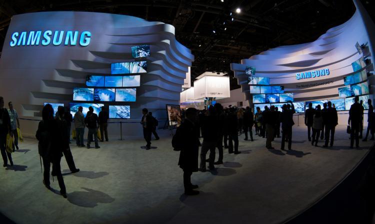 Samsung presenta la primera pantalla elástica del mundo