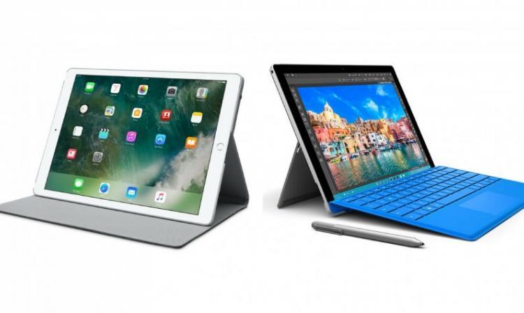 Microsoft acusa a Apple de plagiar su tablet Surface Pro
