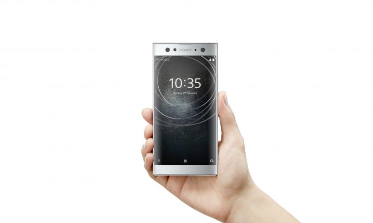 Xperia XA2 y XA2 Ultra: Móviles selfie Sony en CES 2018