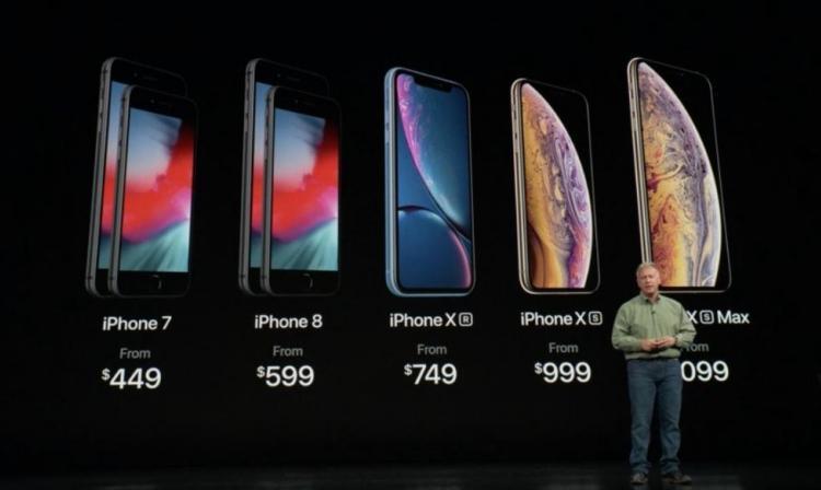 Nuevos iPhone no se venden lo esperado; reducen la producción