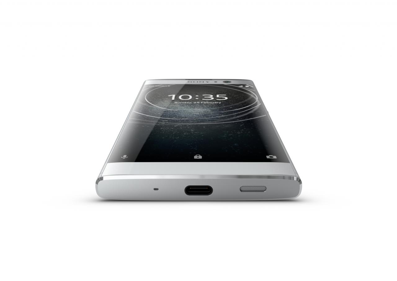 CES 2018: Xperia L2, un nuevo gama media-baja de Sony con cámara frontal wide-angle