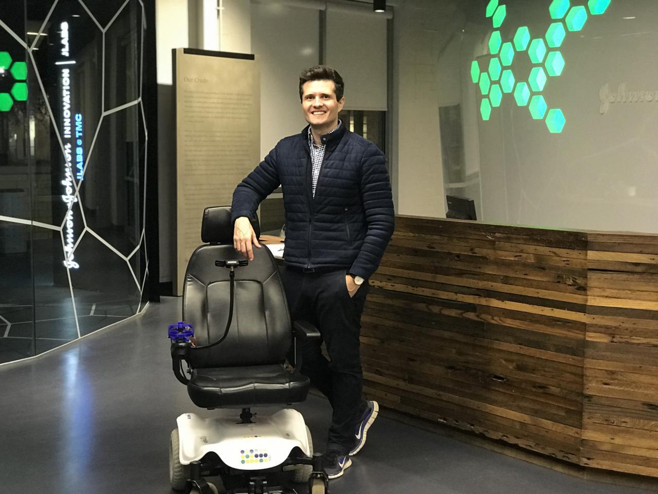 Paulo Pinheiro, cofundador de HooBox