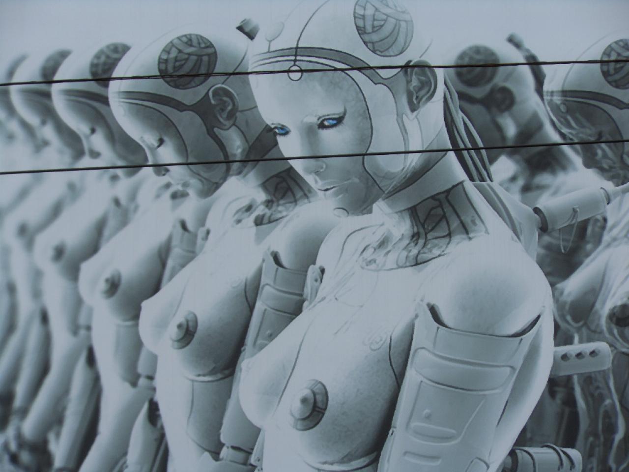 Фото роботы для секса, Очень реалистичный мужчина-робот для женщин 27 фотография