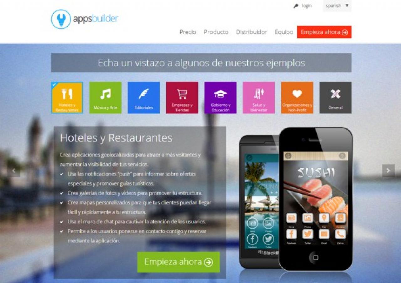 4 sitios para crear aplicaciones móviles sin saber programar ...