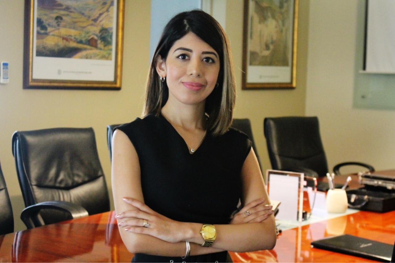 Mayra Alejandra Ariñez, Alianza Latinoamericana para la Innovación Legal (ALIL) y de laSociedad de Derecho y Tecnología.
