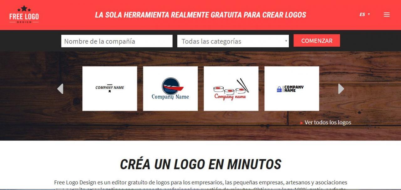 07b053d60 Los mejores programas para diseñar y crear logos gratis | tecno ...