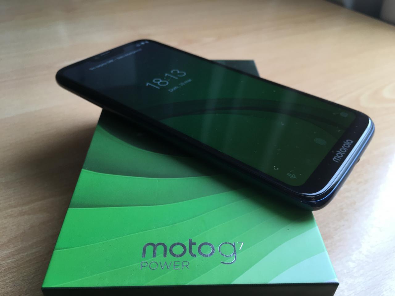 Motorola G7 Power: ¿qué tan durable es su batería de 5 000