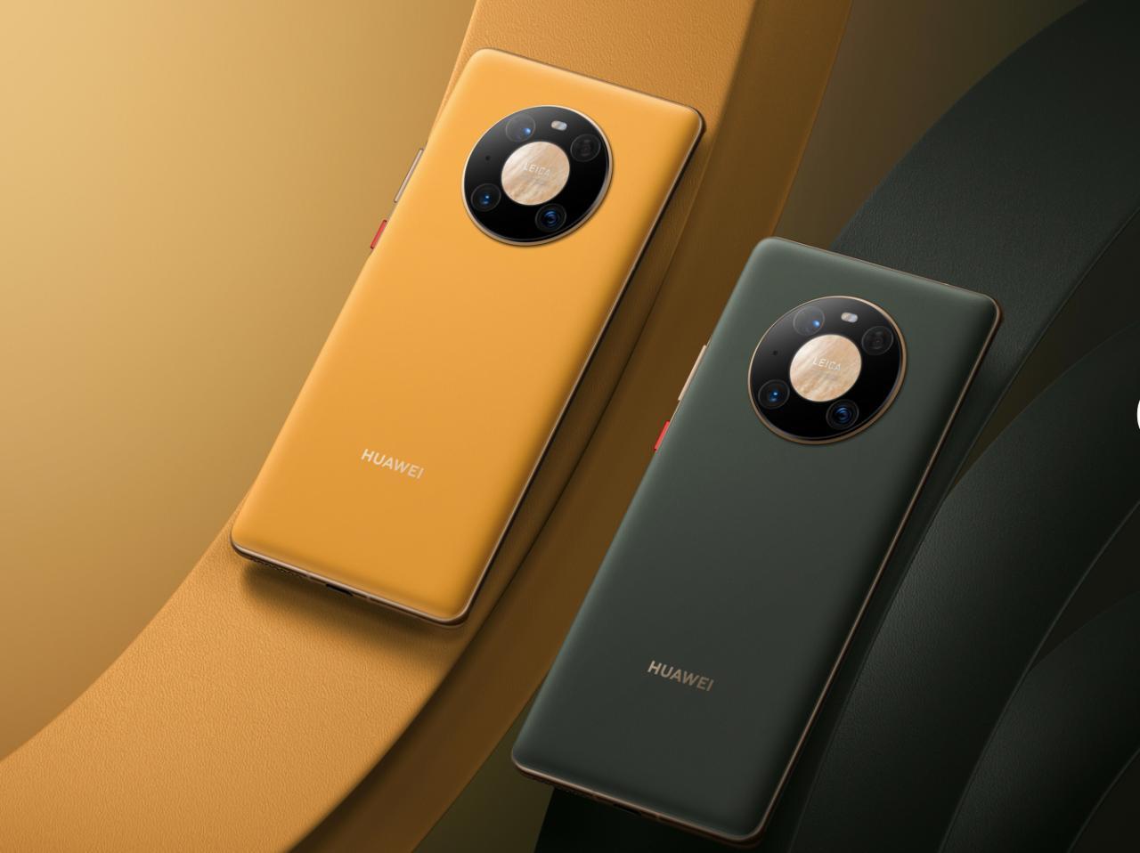 Se filtra el diseño del Huawei Mate 40 y Mate 40 Pro