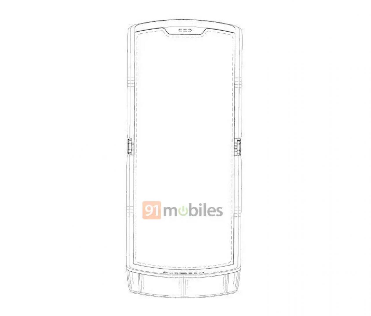 Mira cómo luce el remake del clásico teléfono Motorola