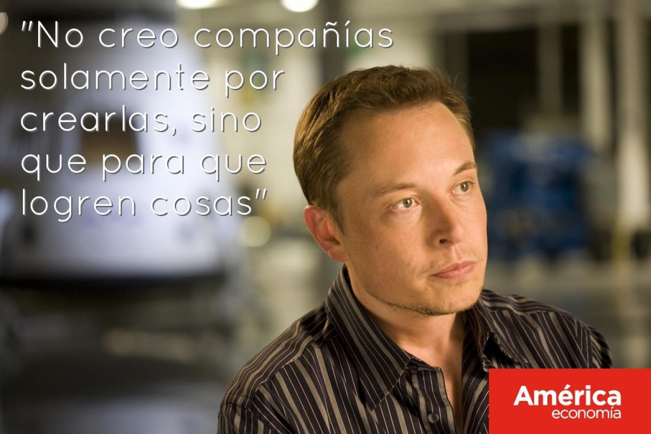 Las 30 Mejores Frases De Elon Musk Ceo De Tesla Y Spacex