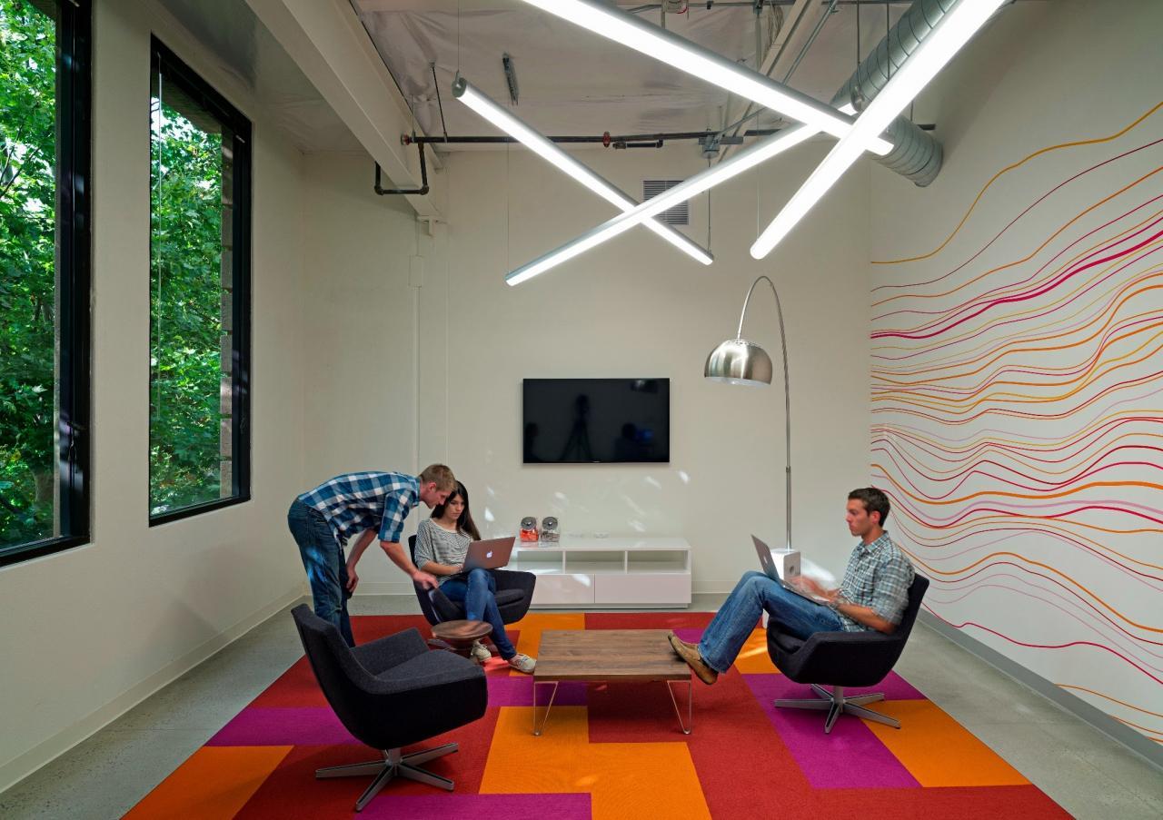 Un d a dentro de las oficinas de google tecno for Ono oficinas