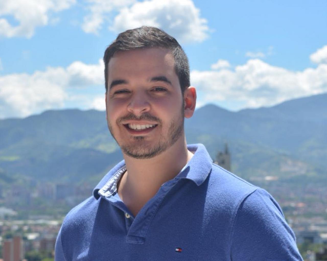Samuel Urquijo, CEO y cofundador de Nipu