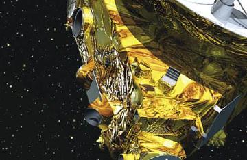 Imagen de la Sonda Espacial New Horizons